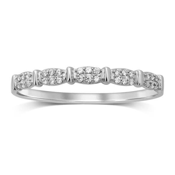 Wedding Ring On Sale.Shop Unending Love 10k Gold Diamond Accent Stackable Wedding Ring