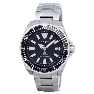 Seiko Men's Prospex Stainless Steel Automatic Watch SRPB51J1