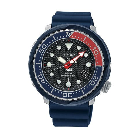 Seiko SNE499P1 Prospex Black Dial Watch