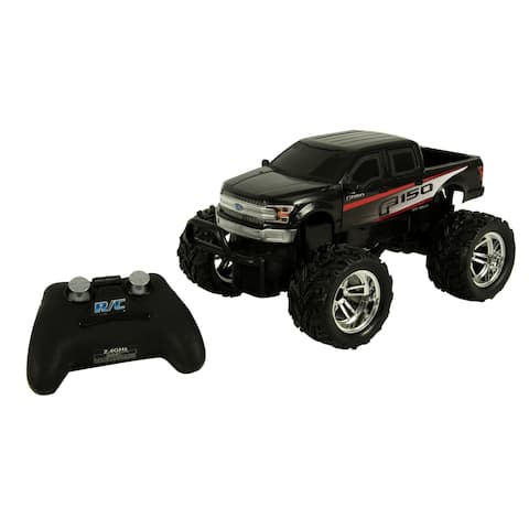 Remote Control Charger Series Black Ford Raptor