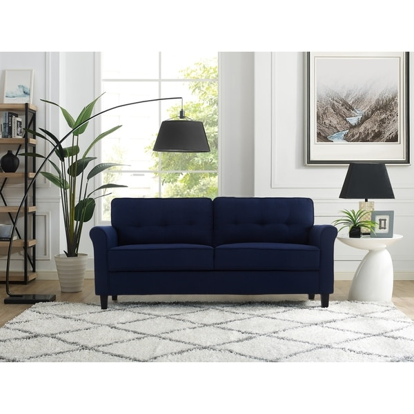 . Shop Lifestyle Solutions  Harvey Sofa   On Sale   Free Shipping