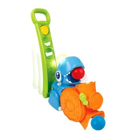 Popping Fun Dino - Blue