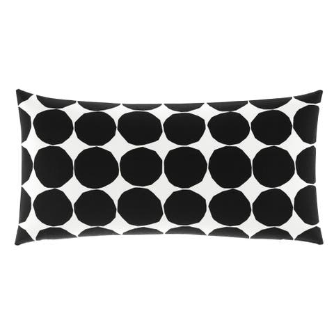Marimekko Pienet Kivet Oversized Breakfast Pillow