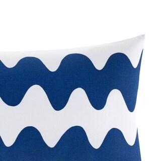 Marimekko Pikku Lokki Oversized Breakfast Pillow
