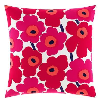 Marimekko Pieni Unikko 26-inch Pillow