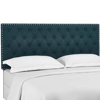 Copper Grove Avdiivka King/Cali King Upholstered Fabric Headboard