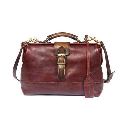 Old Trend Genuine Leather Doctor Satchel