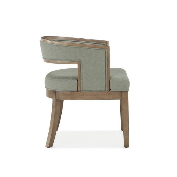 Peachy Shop Avenue Greene Fresno Rounded Back Accent Chair Set Of Evergreenethics Interior Chair Design Evergreenethicsorg