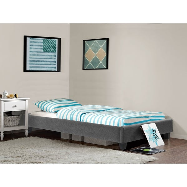 Lifestyle Solutions Bedroom Furniture: Shop Lifestyle Solutions® Norway Upholstered Platform Bed