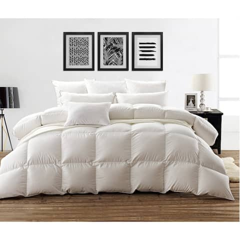 W Home Hungarian White Down Duvet Level 1