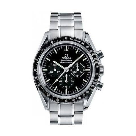Omega Men's 311.30.42.30.01.005 'Speedmaster ' Chronograph Stainless Steel Watch