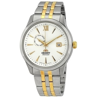 Link to Orient Men's FAL00001W0 'Contemporary' Two-Tone Stainless Steel Watch Similar Items in Men's Watches