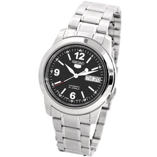 Seiko Men's SNKE63J1 '5' Automatic Stainless Steel Watch