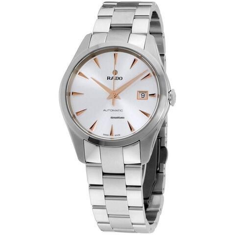 Rado Men's R32115113 'HyperChrome' Stainless Steel Watch