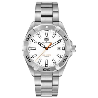 Tag Heuer Men's WBD1111.BA0928 'Aquaracer' Stainless Steel Watch