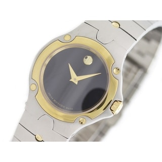 Link to Movado Women's 0604485 'Casual' Two-Tone Stainless Steel Watch Similar Items in Women's Watches