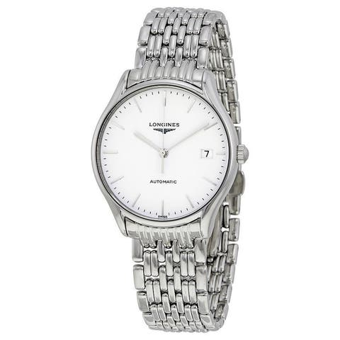 Longines Women's L4.513.0.12.6 'Le Grande Classique' Stainless Steel Watch