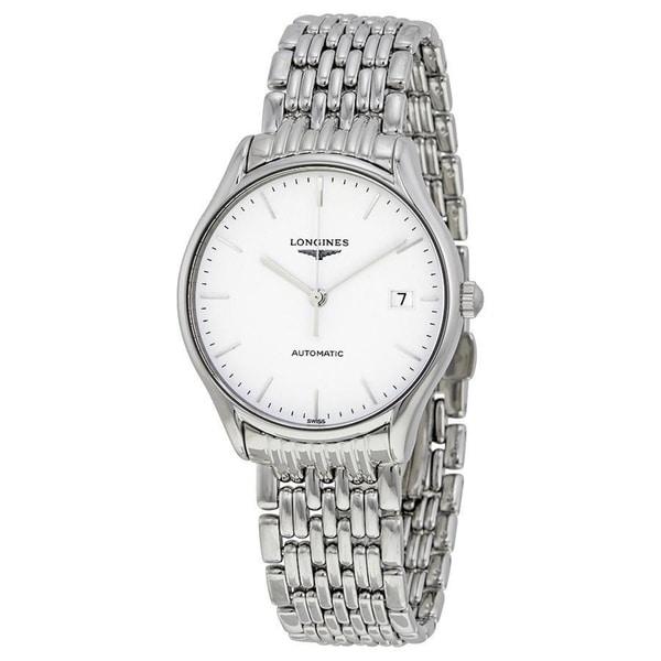 Longines Women's L4.513.0.12.6 'Le Grande Classique' Stainless Steel Watch. Opens flyout.