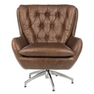 Safavieh Couture Dubois Tufted Arm Chair