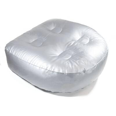 ALEKO Submersible Hot Tub/Spa Booster Cushion Seat - Gray