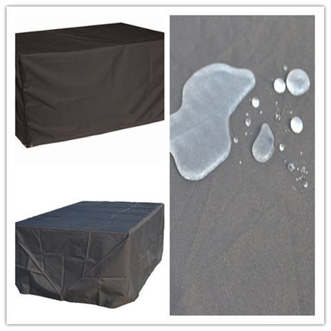 Direct WickerPatio Garden Outdoor Large Waterproof Furniture Rain Cover