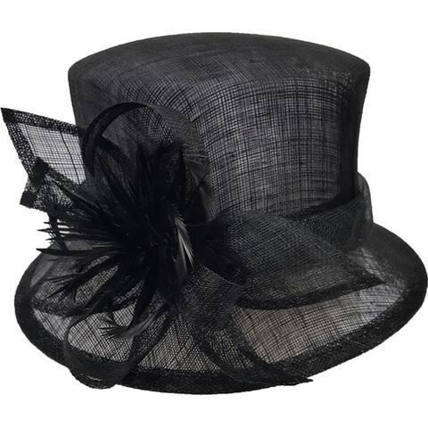 de400d4d0fa Buy Black, Wide Brim Women's Hats Online at Overstock   Our Best ...