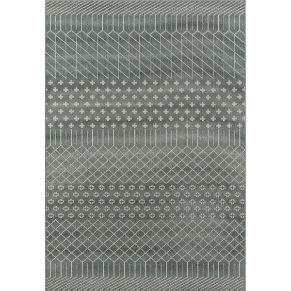 Momeni Baja Machine Made Polypropylene Indoor/Outdoor Rug