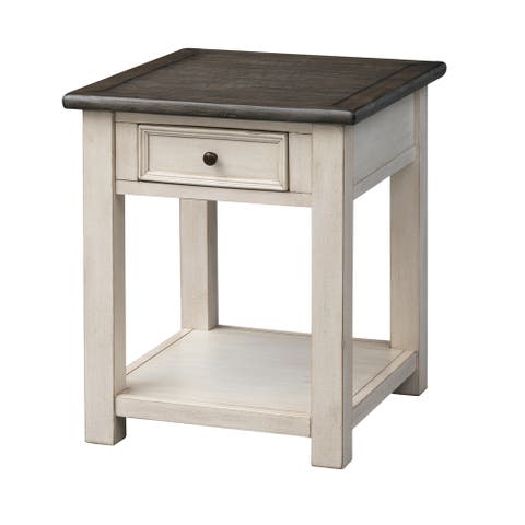 St. Claire One Drawer End Table