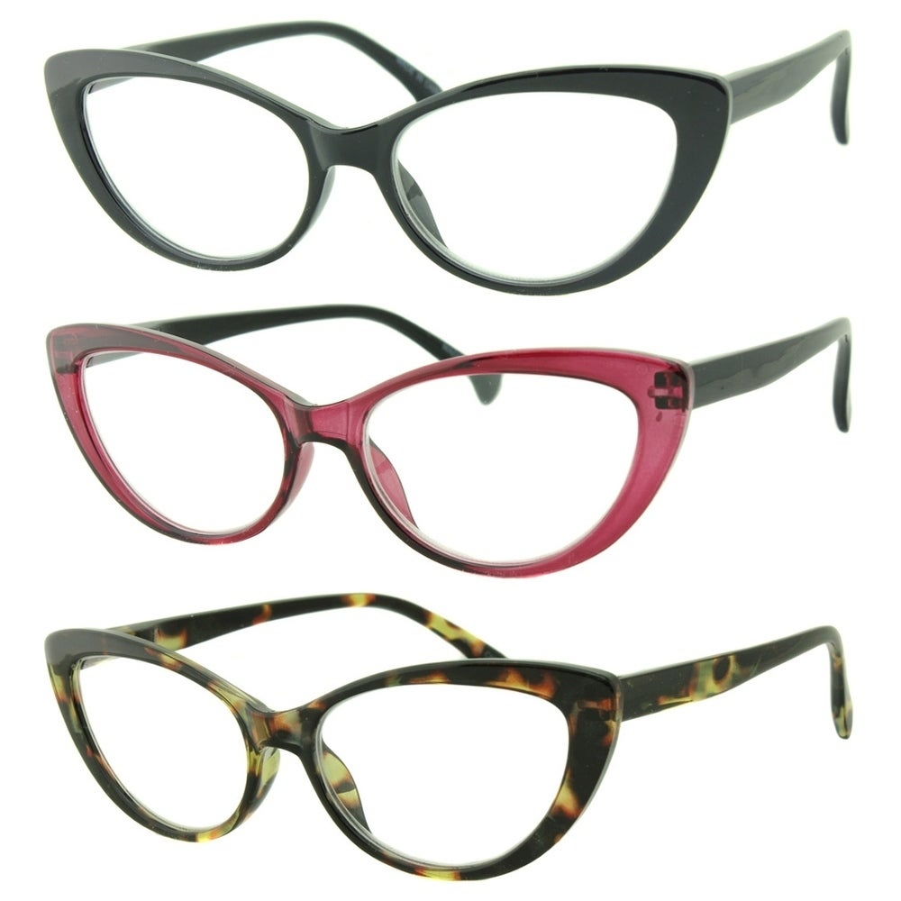 a84c64f4ba2e Buy 2.75 Reading Glasses Online at Overstock