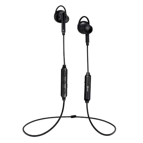 Contixo B3 Active Noise Cancelling Bass Quality Workout Clear Audio Sweat Proof Bluetooth Headphones