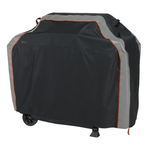 Classic Accessories SideSlider BBQ Grill Cover