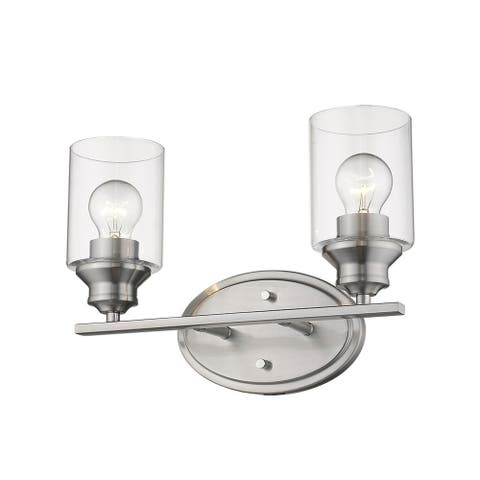 Satin, 9 to 12 Inches Kitchen & Bath Lighting | Shop our ...