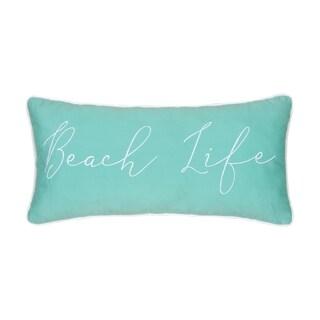 Beach Life 12 x 24 Pillow
