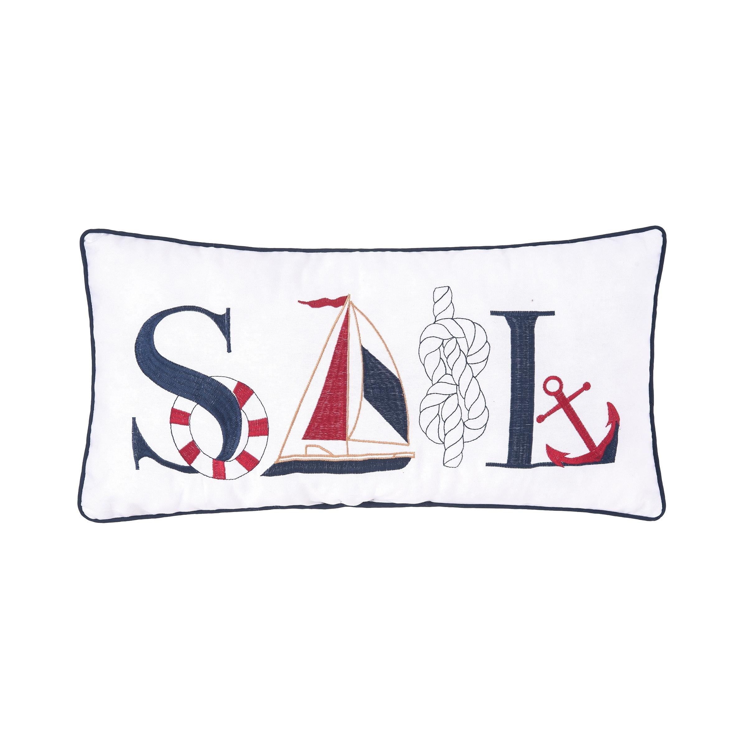 Sail 12 x 24 Pillow