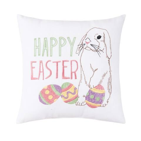 Easter 10 x 10 Toss Decorative Accent Throw Pillow