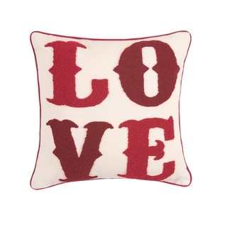 Vintage Valentines Pillow