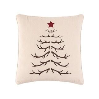 Antler Tree 20 x 20 Pillow
