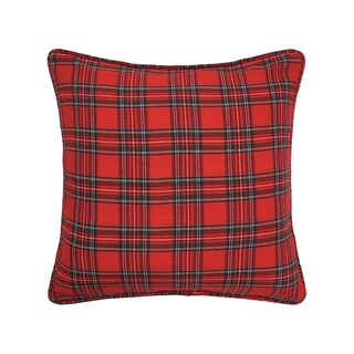Arlington Plaid 20 x 20 Pillow