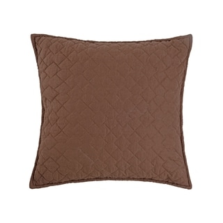 Regent 18 x 18 Pillow (Cocoa)