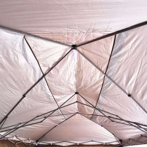 Outsunny 10' x 20' Outdoor Gazebo Canopy Party Wedding Party Tent