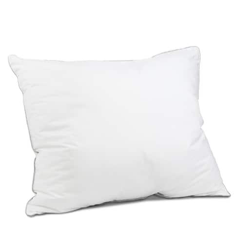 Furinno Microfiber Pillow 100% cotton Set of 2 - White