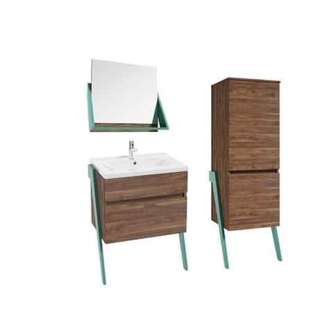 Artie Bathroom Vanity Set