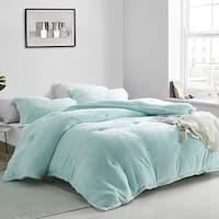 Porch & Den Clematis Blue Oversized Comforter