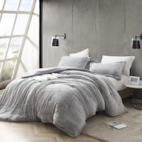 Coma Inducer Frosted Black Oversized Comforter
