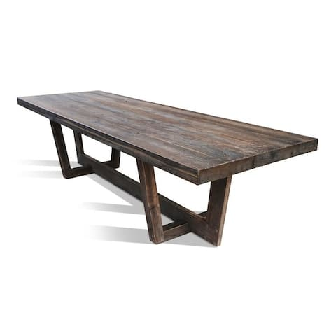 KAMELOT-III Brown Dining Table