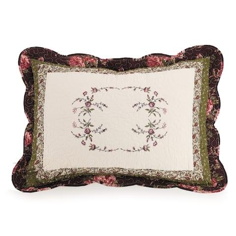 Porch & Den Ivy Crest Queen 3-piece Quilt Set