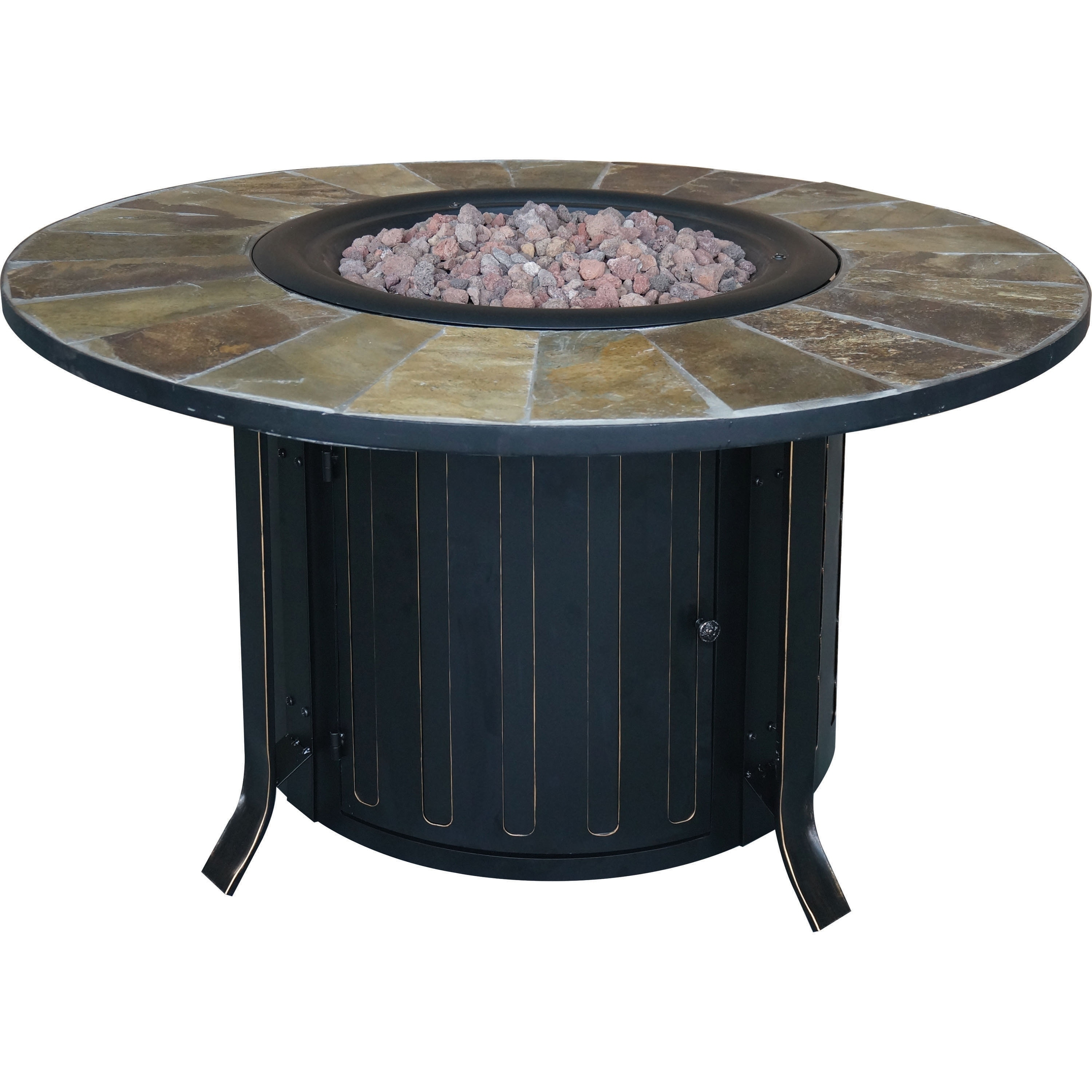 Montini 46 Gas Fire Table