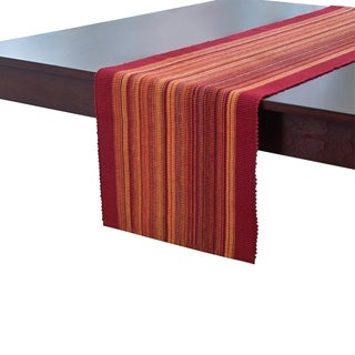 Barrington Striped Table Runner