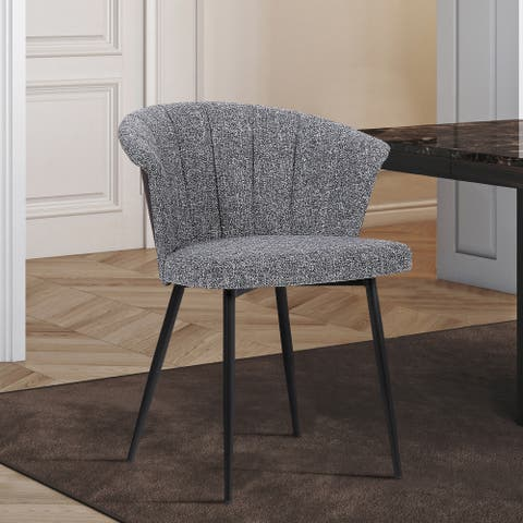 Michael Dining Chair in Fabric