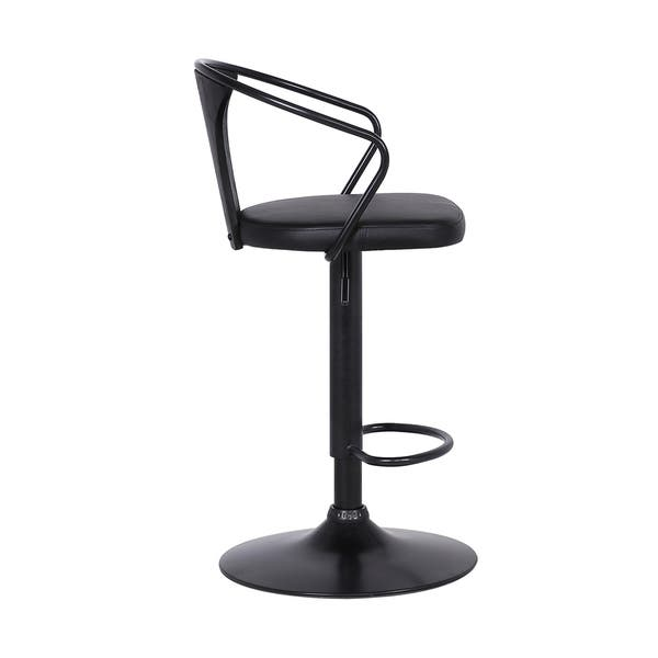 Catherine Contemporary Adjustable Barstool Overstock 27655075